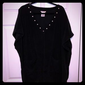 Michael Kors Terry Cloth Beach Cover Up size m/l